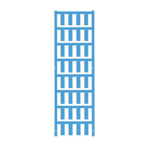 Leitermarkierer Montageart: aufclipsen Beschriftungsfläche: 21 x 7.4 mm Atoll-Blau Weidmüller VT SF 5/21 NEUTRAL BL V0