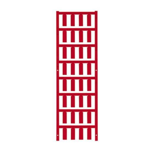 Leitermarkierer Montage-Art: aufclipsen Beschriftungsfläche: 21 x 7.4 mm Red Weidmüller VT SF 5/21 NEUTRAL RT V0 168947