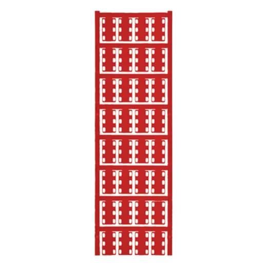 Leitermarkierer Montage-Art: Kabelbinder Beschriftungsfläche: 23 x 14 mm Passend für Serie Einzeldrähte Red Weidmüller V