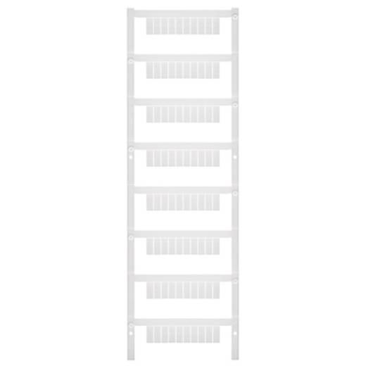 Gerätemarkierer Multicard MF-WO 12/5 MC NEUTRAL 1692270000 Weiß Weidmüller 400 St.
