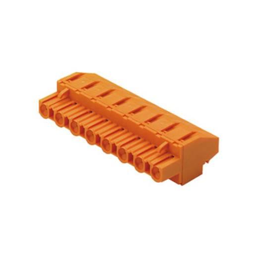 Leiterplattensteckverbinder Orange Weidmüller 1702330000 Inhalt: 18 St.