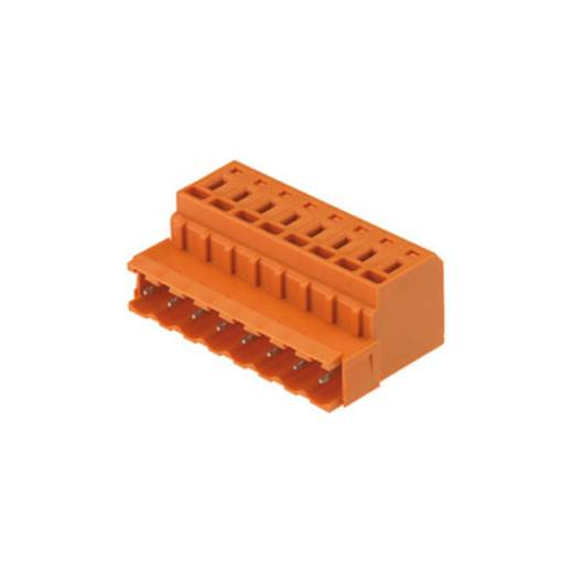 Weidmüller 1710300000 Stiftgehäuse-Platine BL/SL Polzahl Gesamt 11 Rastermaß: 5.08 mm 50 St.