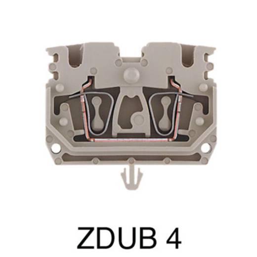 Durchgangs-Reihenklemme ZDUB 2.5-2/4AN/RC Weidmüller Inhalt: 100 St.