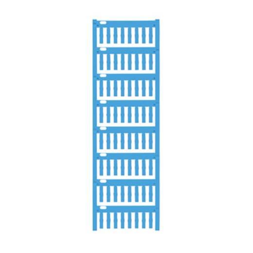 Gerätemarkierung Montage-Art: aufschieben Beschriftungsfläche: 18 x 4.60 mm Blau Weidmüller VT-TM-I 18 NEUTRAAL BL 1714