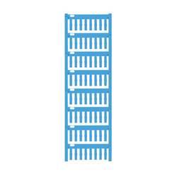 Repérage d'appareils Weidmüller TM-I 18 NEUTRAL BL 1718431693 Surface de marquage: 18 x 4 mm bleu atoll 320 pc(s)