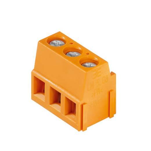 Schraubklemmblock Orange 1716080000 Weidmüller Inhalt: 500 St.