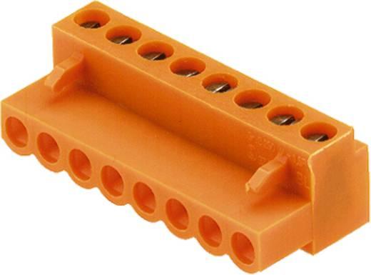 Buchsengehäuse-Kabel BL/SL Polzahl Gesamt 9 Weidmüller 1716540000 Rastermaß: 5.08 mm 50 St.