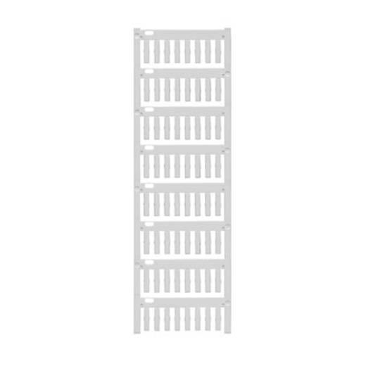 Gerätemarkierung Montage-Art: aufschieben Beschriftungsfläche: 18 x 4 mm Passend für Serie Weidmüller TM-H Hülsen Weiß W
