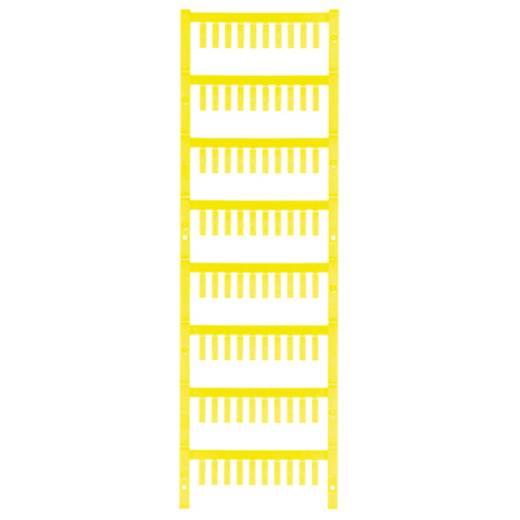 Leitermarkierer Montage-Art: aufclipsen Beschriftungsfläche: 12 x 3.2 mm Gelb Weidmüller VT SF 1/12 NEUTRAL GE V0 17184