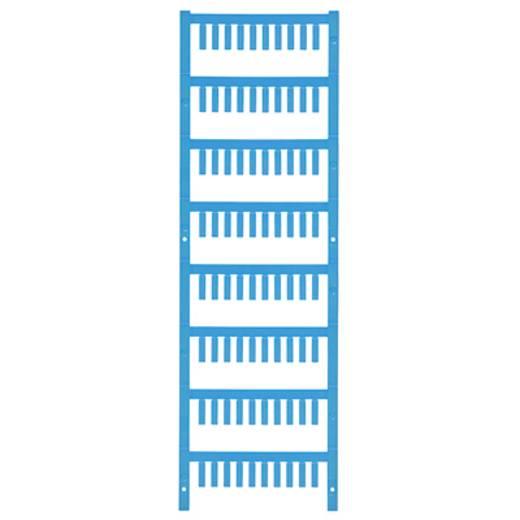 Leitermarkierer Montage-Art: aufclipsen Beschriftungsfläche: 12 x 3.6 mm Passend für Serie Einzeldrähte Atoll-Blau Weidm