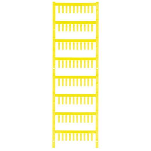 Leitermarkierer Montage-Art: aufclipsen Beschriftungsfläche: 12 x 3.6 mm Gelb Weidmüller VT SF 2/12 NEUTRAL GE V0 17184