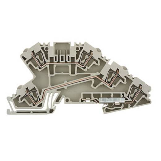 Sicherungs-Reihenklemme ZDL 2.5/SI/DU/PE LD250V Weidmüller Inhalt: 25 St.