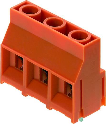 Schraubklemmblock Orange 1724680000 Weidmüller Inhalt: 100 St.