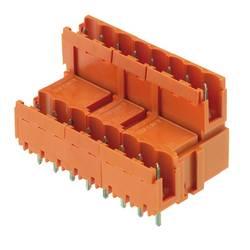 Konektor do DPS Weidmüller SLD 5.08V/08/180B 3.2SN OR BX 1726760000, 130 mm, pólů 8, rozteč 5.08 mm, 50 ks
