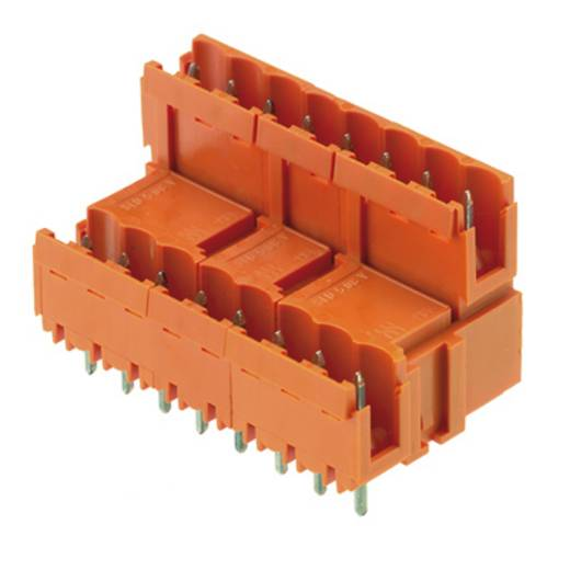 Leiterplattensteckverbinder SLD 5.08V/38/180B 3.2SN OR BX Weidmüller Inhalt: 10 St.