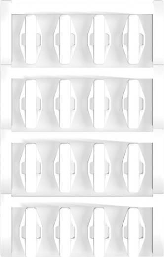 Leitermarkierer Montage-Art: Kabelbinder Beschriftungsfläche: 23 x 10 mm Passend für Serie Einzeldrähte Weiß Weidmüller