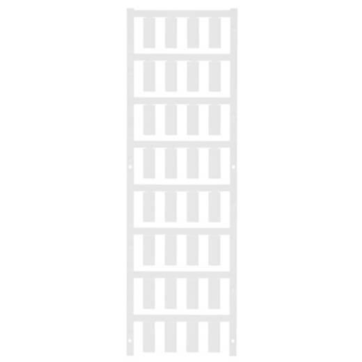 Leitermarkierer Montage-Art: aufclipsen Beschriftungsfläche: 21 x 8.4 mm Weiß Weidmüller VT SF 6/21 NEUTRAL WS V0 17305