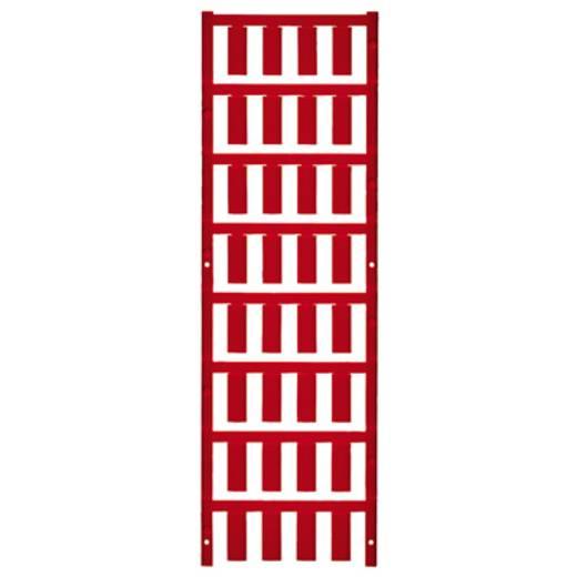 Leitermarkierer Montage-Art: aufclipsen Beschriftungsfläche: 21 x 8.4 mm Red Weidmüller VT SF 6/21 NEUTRAL RT V0 173056