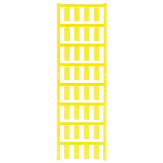 Leitermarkierer Montage-Art: aufclipsen Beschriftungsfläche: 21 x 8.4 mm Gelb Weidmüller VT SF 6/21 NEUTRAL GE V0 17305