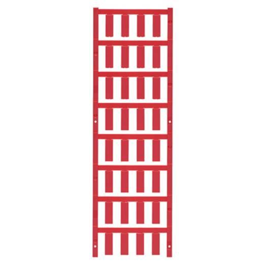 Leitermarkierer Montage-Art: aufclipsen Beschriftungsfläche: 21 x 7.4 mm Red Weidmüller VT SF 4.5/21 NEUTRAL RT V0 1730