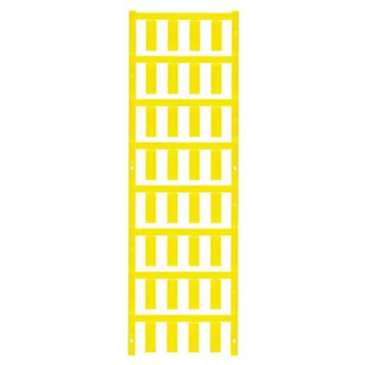 Leitermarkierer Montage-Art: aufclipsen Beschriftungsfläche: 21 x 7.4 mm Gelb Weidmüller VT SF 4.5/21 NEUTRAAL GE V0 17