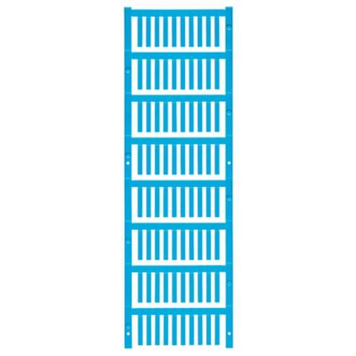 Leitermarkierer Montage-Art: aufclipsen Beschriftungsfläche: 21 x 3.2 mm Atoll-Blau Weidmüller VT SF 00/21 NEUTRAL BL V