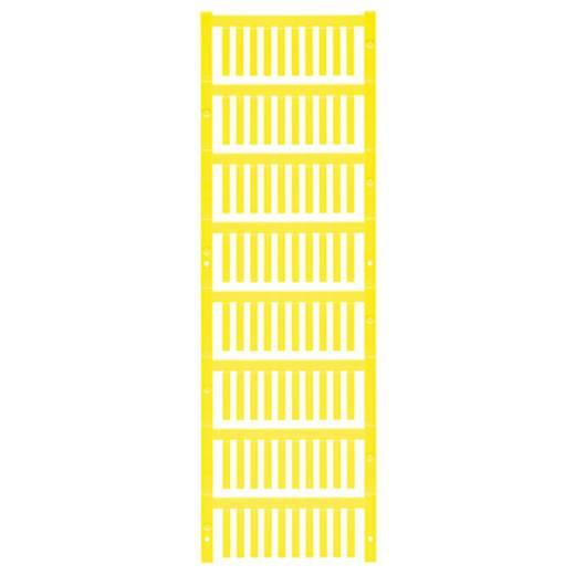 Leitermarkierer Montage-Art: aufclipsen Beschriftungsfläche: 21 x 3.2 mm Gelb Weidmüller VT SF 00/21 NEUTRAAL GE V0 173