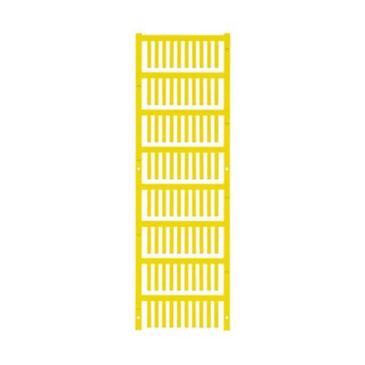 Leitermarkierer Montage-Art: aufclipsen Beschriftungsfläche: 21 x 3.2 mm Gelb Weidmüller VT SF 0/21 NEUTRAL GE V0 17305