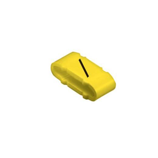 Kennzeichnungsring Aufdruck / Außendurchmesser-Bereich 10 bis 317 mm 1733651742 CLI M 2-4 GE/SW / MP Weidmüller