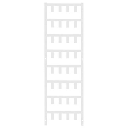 Leitermarkierer Montage-Art: aufclipsen Beschriftungsfläche: 12 x 5.7 mm Weiß Weidmüller VT SF 4/12 NEUTRAAL WS V0 1746