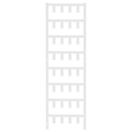 Leitermarkierer Montage-Art: aufclipsen Beschriftungsfläche: 12 x 5.7 mm Weiß Weidmüller VT SF 4/12 NEUTRAL WS V0 17460