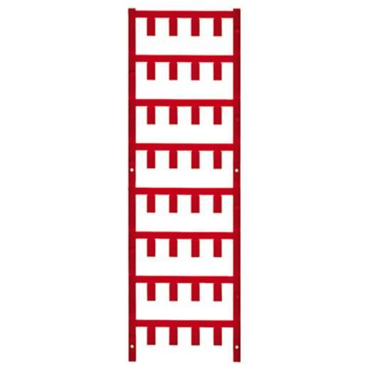 Leitermarkierer Montage-Art: aufclipsen Beschriftungsfläche: 12 x 5.7 mm Red Weidmüller VT SF 4/12 NEUTRAL RT V0 174603