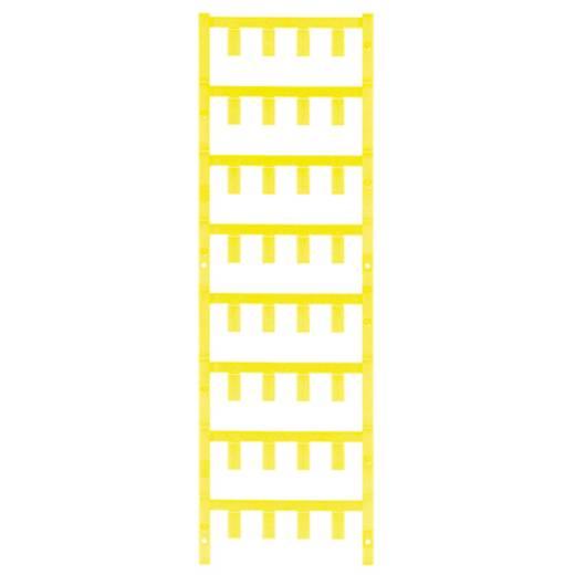 Leitermarkierer Montage-Art: aufclipsen Beschriftungsfläche: 12 x 5.7 mm Gelb Weidmüller VT SF 4/12 NEUTRAL GE V0 17460