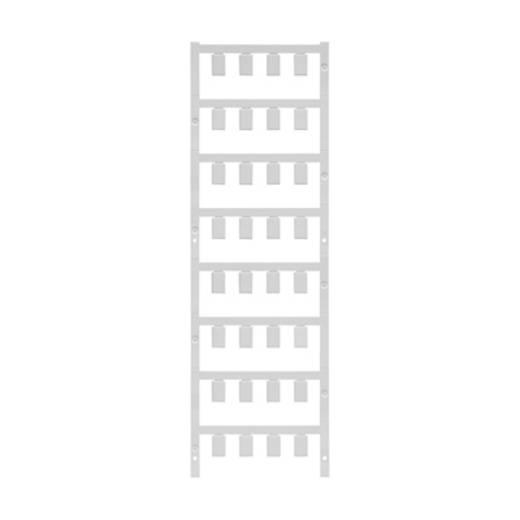 Leitermarkierer Montage-Art: aufclipsen Beschriftungsfläche: 12 x 7.4 mm Weiß Weidmüller VT SF 5/12 NEUTRAL WS V0 17460