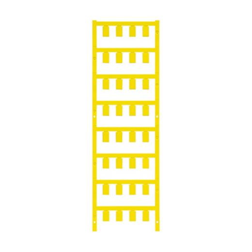 Leitermarkierer Montageart: aufclipsen Beschriftungsfläche: 12 x 7.4 mm Gelb Weidmüller VT SF 5/12 NEUTRAL GE V0 1746040004 Anzahl Markierer: 160 160 St.