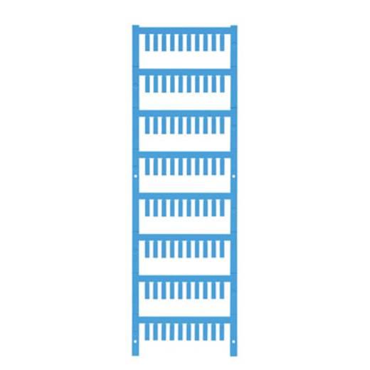 Leitermarkierer Montage-Art: aufclipsen Beschriftungsfläche: 12 x 3.2 mm Atoll-Blau Weidmüller VT SF 0/12 NEUTRAL BL V0