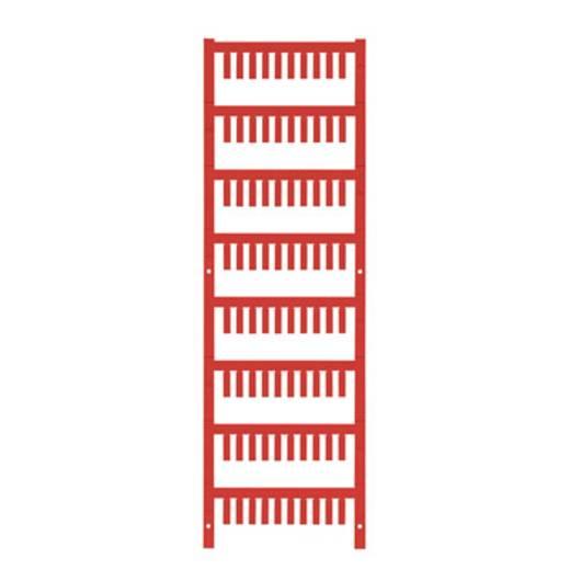Leitermarkierer Montageart: aufclipsen Beschriftungsfläche: 12 x 3.2 mm Red Weidmüller VT SF 0/12 NEUTRAL RT V0 1752110003 Anzahl Markierer: 800 800 St.