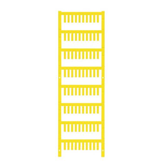 Leitermarkierer Montageart: aufclipsen Beschriftungsfläche: 12 x 3.2 mm Gelb Weidmüller VT SF 0/12 NEUTRAL GE V0 1752110004 Anzahl Markierer: 800 800 St.