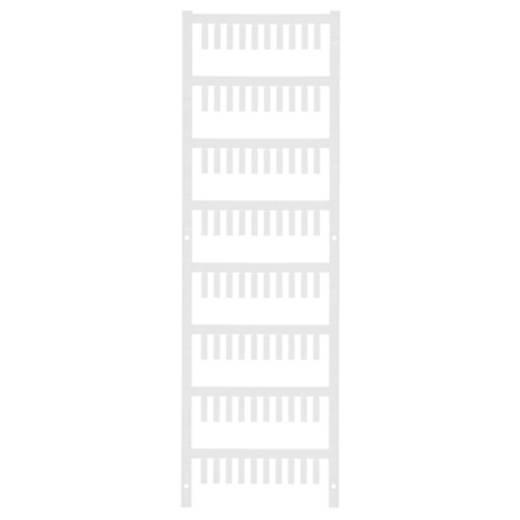Leitermarkierer Montage-Art: aufclipsen Beschriftungsfläche: 12 x 3.2 mm Weiß Weidmüller VT SF 00/12 NEUTRAAL WS V0 175