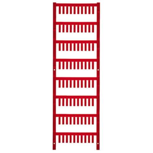 Leitermarkierer Montage-Art: aufclipsen Beschriftungsfläche: 12 x 3.2 mm Red Weidmüller VT SF 00/12 NEUTRAL RT V0 17522