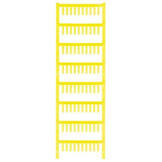 Leitermarkierer Montage-Art: aufclipsen Beschriftungsfläche: 12 x 3.2 mm Gelb Weidmüller VT SF 00/12 NEUTRAAL GE V0 175