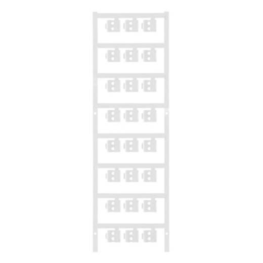 Zeichenträger Montageart: aufclipsen Beschriftungsfläche: 12 x 5.80 mm Passend für Serie Einzeldrähte Weiß Weidmüller SFC 2/12 NEUTRAL WS 1758320001 Anzahl Markierer: 120 120 St.