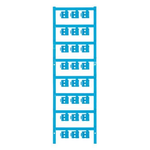 Zeichenträger Montageart: aufclipsen Beschriftungsfläche: 12 x 5.80 mm Passend für Serie Einzeldrähte Atoll-Blau Weidmüller SFC 2/12 NEUTRAL BL 1758320002 Anzahl Markierer: 120 120 St.