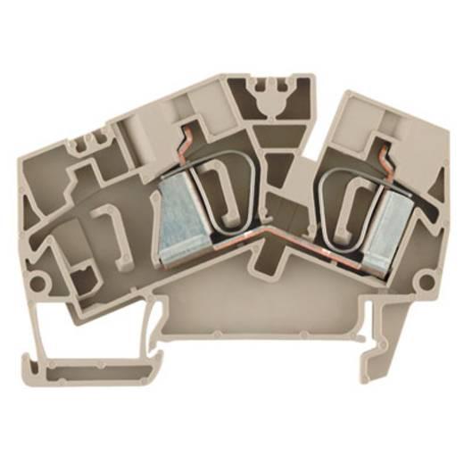 Durchgangs-Reihenklemme ZDU 6-2/2AN BL Weidmüller Inhalt: 50 St.