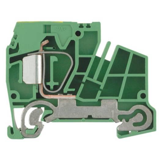 Schutzleiter-Reihenklemme ZPE 16-2/1AN Weidmüller Inhalt: 20 St.