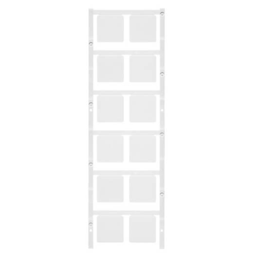 Gerätemarkierung Montageart: aufkleben Beschriftungsfläche: 27 x 27 mm Passend für Serie Geräte und Schaltgeräte, Universaleinsatz, Taster und Schalter 22 mm Weiß Weidmüller SM 27/27 NEUTRAL WS 1773220000 Anzahl Markierer: 60 60 St.