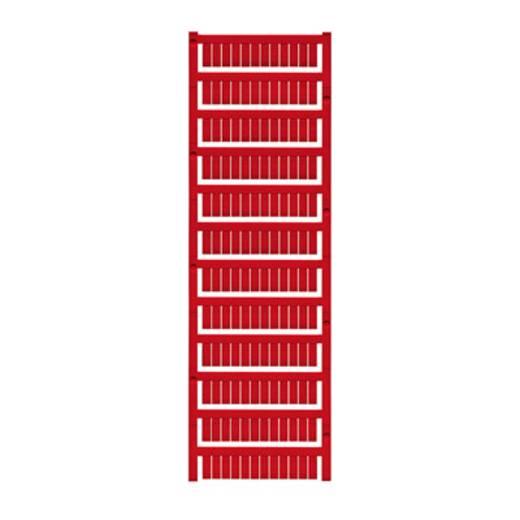 Gerätemarkierer Multicard WS 12/5 MC NEUTRAAL RT 1773541686 Red Weidmüller 720 St.