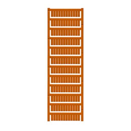 Gerätemarkierer Multicard WS 12/6 MC NEUTRAL BR 1773551692 Braun (matt) Weidmüller 600 St.