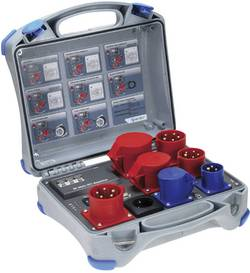 Třífázový adaptér A 1322 Metrel 20991894 vhodný pro MI 3310, Mi 3321, kalibrace dle ISO