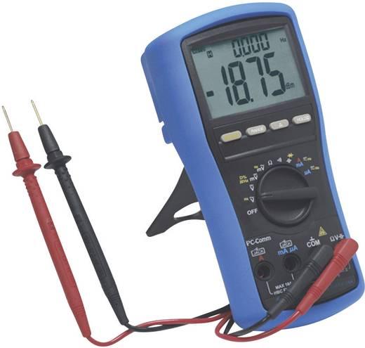 Metrel MD 9040 Hand-Multimeter digital Kalibriert nach: Werksstandard (ohne Zertifikat) CAT IV 1000 V Anzeige (Counts):